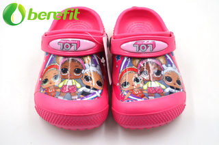 Chirdren LOL Pink Garden Zapatos Popular